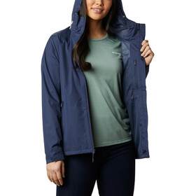 Columbia Inner Limits II Chaqueta Mujer, nocturnal